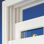 sash window white