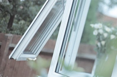 Awning window casement