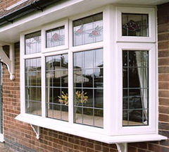 3 sided bay window