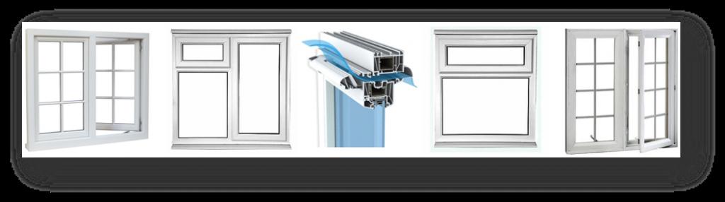 Casement Windows and Sash Windows