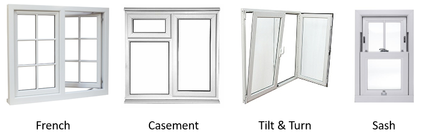 Replacement Windows styles